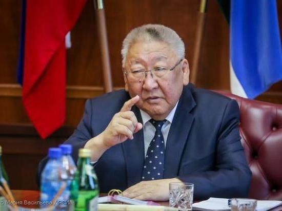 Глава Якутии высказался о скандалах с министром и депутатами-взяточниками