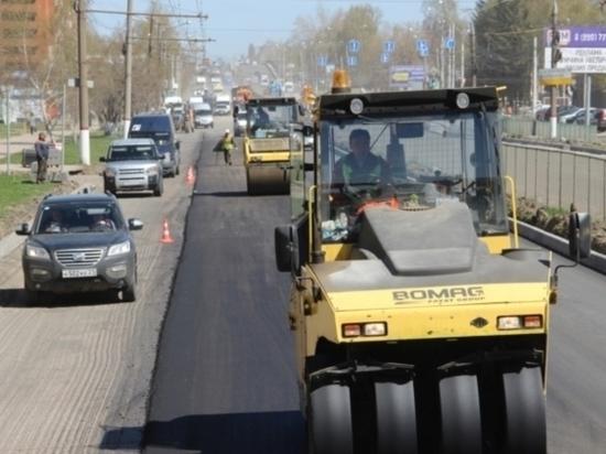 Больше половины чебоксарских дорог приведут в порядок