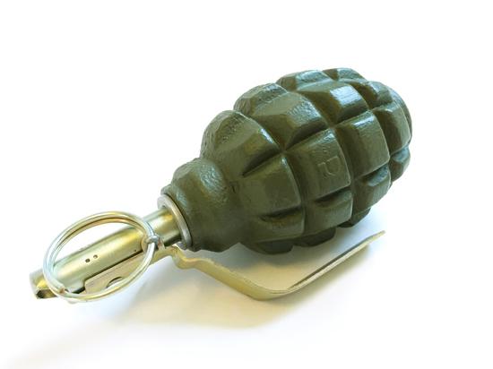 В Борском районе пьяный мужчина метнул гранату в солдат, охранявших склад