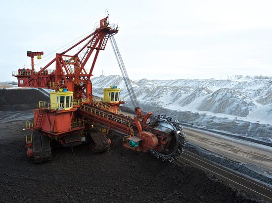 «Русский Уголь» нарастил добычу энергетического угля в Красноярском крае