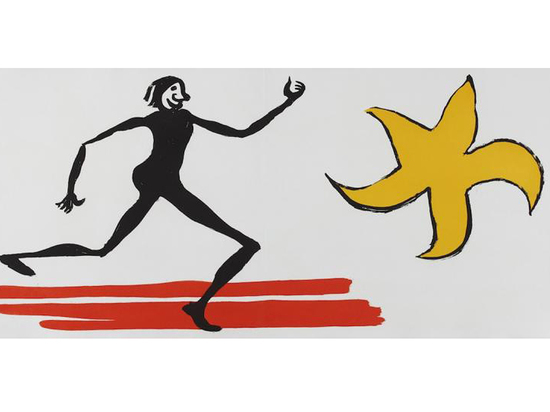 Графика Джакометти, Мура и Родена вступила в диалог с их скульптурами