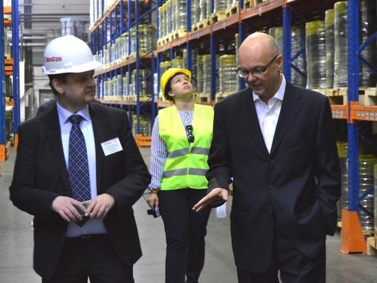 Новую линию по производству полиэстеровой ленты открыли в Костроме к юбилею компании «Specta»