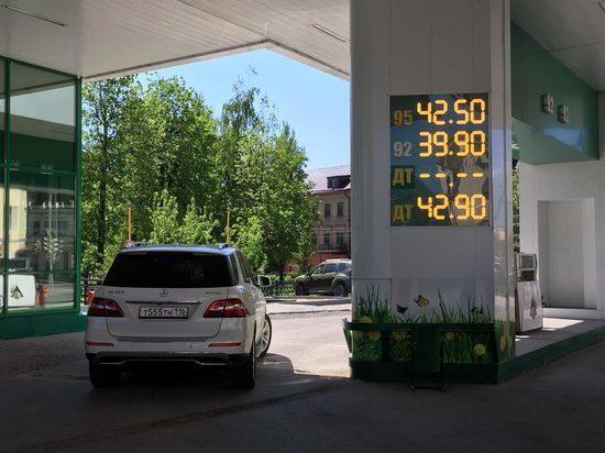 Полтинник за литр бензина – не за горами