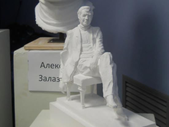 Памятник знаменитому земляку  откроется в Перми на следующей неделе