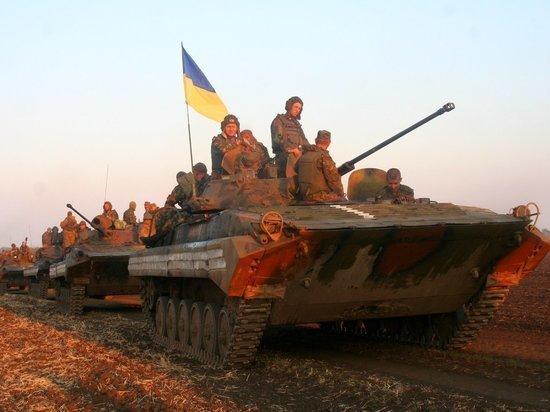 Украинским силовикам приказали