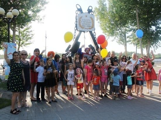 В Астрахани прошла акция «От сердца к сердцу»