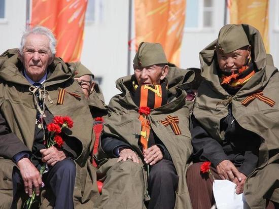 В Якутии принят законопроект «О детях войны»