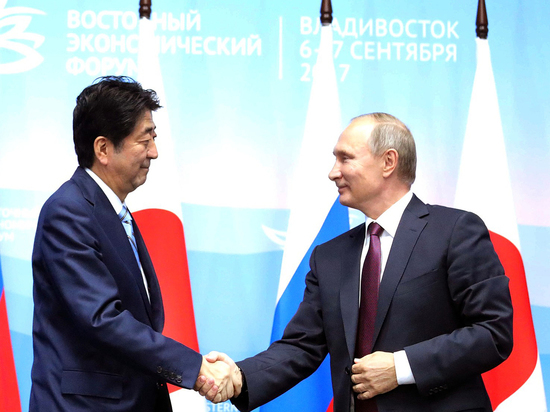 Посол Японии о визите премьера Абэ, мирном договоре и ябусамэ
