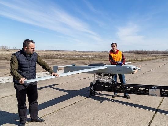 Самарские ученые придумали беспилотник с «техническим зрением»