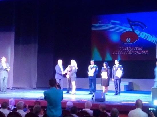 Прапорщик Екатерина Бурцева из Курска стала призером Всероссийского конкурса