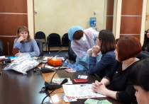 Сургутский район присоединился кВсероссийской акции «Стоп ВИЧ/СПИД»