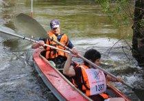 Более 30 человек приняли участие в соревнованиях по водному туризму