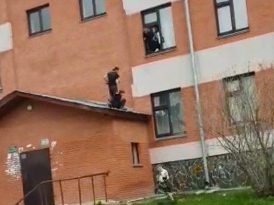 В Кемеровской области из окна выпали сразу 12 детей
