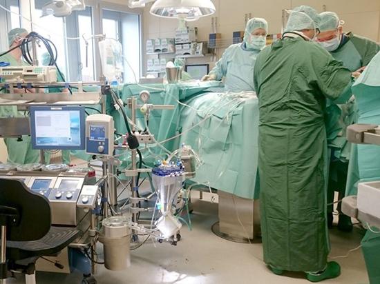 Московские специалисты помогут врачам Югры освоить пересадку печени и сердца