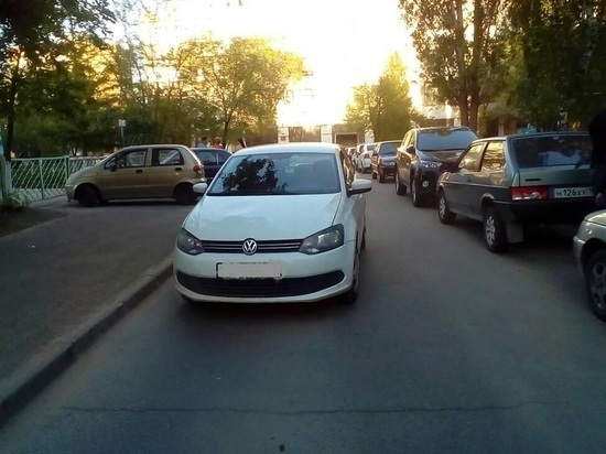 В Тольятти иномарка сбила 9-летнюю девочку