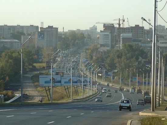 Реконструкция Комсомольского в Томске в 2003-ем стала поводом для возбуждения уголовного дела