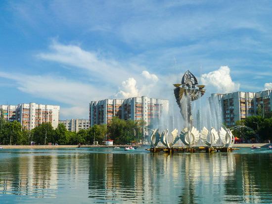 Парк Металлургов в Самаре откроется осенью