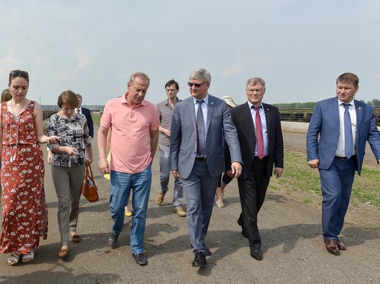 Глава Воронежской области отметил перспективы и проблемы Рамонского района