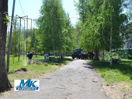 Оренбургские  лагеря к приему  детей пока не готовы