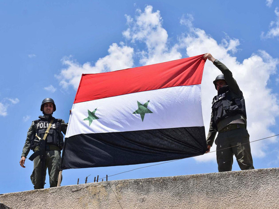 В Сирии завершилась военная операция по освобождению пригородов Дамаска
