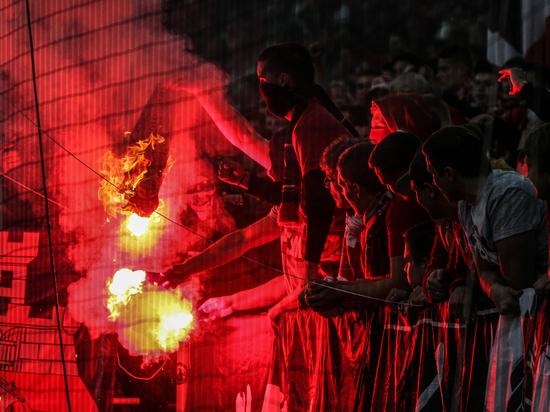 Литва испугалась нашествия футбольных фанатов из России