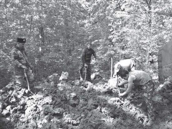 Поисковики «Кубанского плацдарма» разгадали загадку времен Великой Отечественной войны
