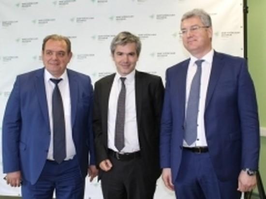 Самарскую область посетила делегация из Франции