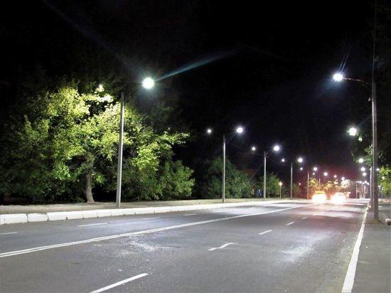 Дополнительное освещение установили на Индустриальной и Галичской в Костроме