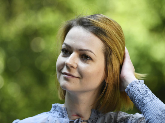 Юлия Скрипаль отлично сдала экзамен в Британии: уже не «новичок»