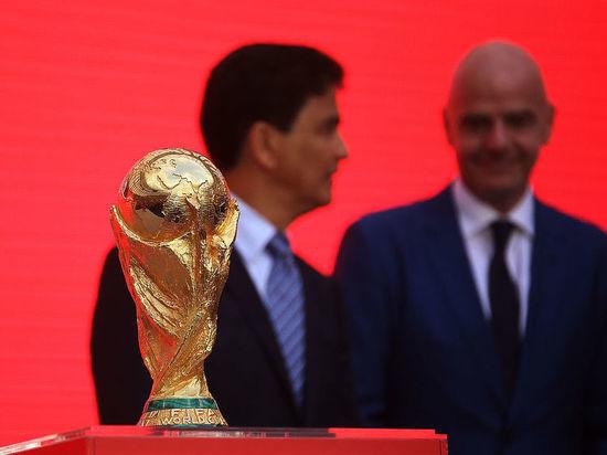 ФИФА официально назвал девизы всех участников ЧМ-2018