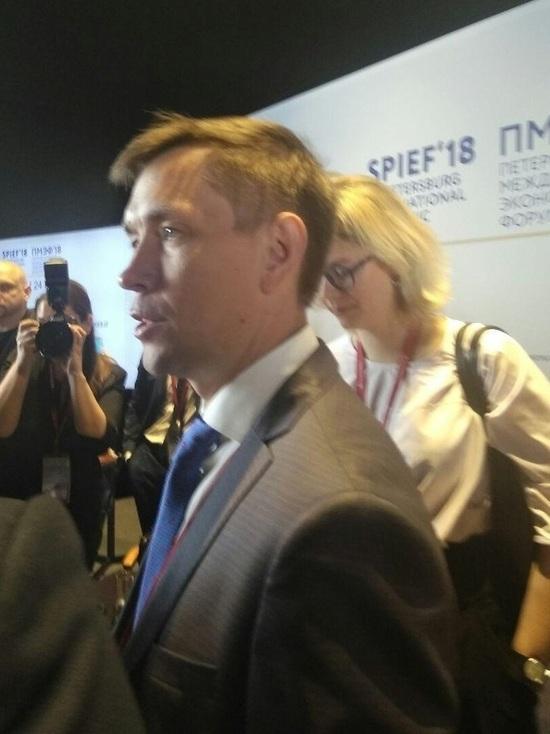 Нового министра связи Носкова поставил в тупик вопрос о блокировке Telegram