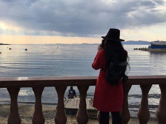 Турист из Кореи пострадал во Владивостоке
