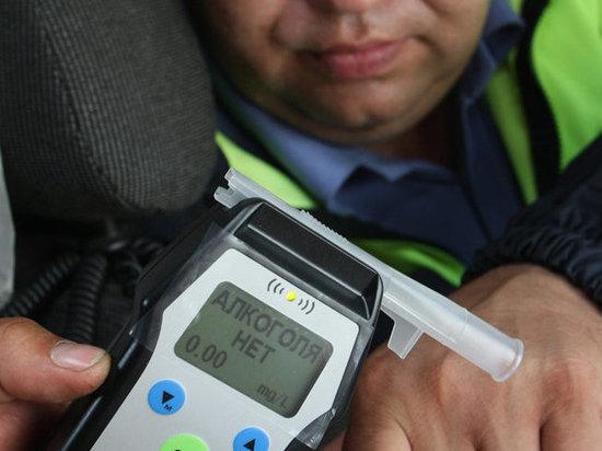 В Тамбове пройдут массовые проверки водителей на алкоголь