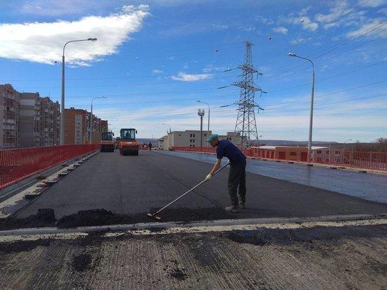 В Самаре открыли движение по путепроводу на ул. Ташкентской