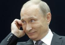 """Путин пошутил, что у него """"нет конкретной работы"""""""