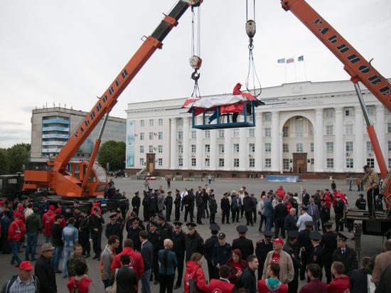 Скандал в Ульяновске продолжается