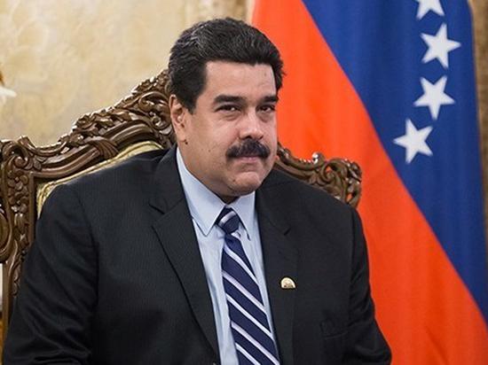 Мадуро обвинил США в подготовке военного переворота в Венесуэлле
