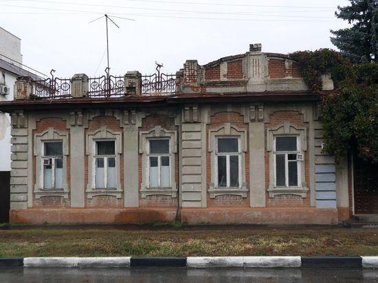 Два исторических дома в Тамбове взяли под охрану