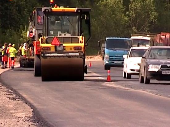 Федералы отремонтируют 150 километров трассы Кострома-Шарья