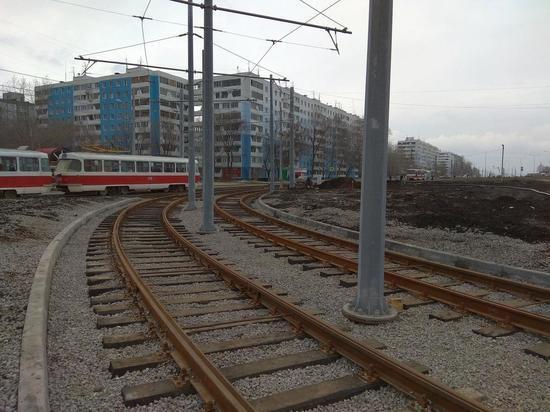 В Самаре трамвайную ветку хотят продлить до Крутых Ключей