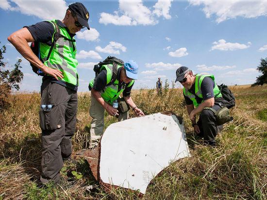 НАТО и EC присоединились кобвинению Российской Федерации вкрушении MH17