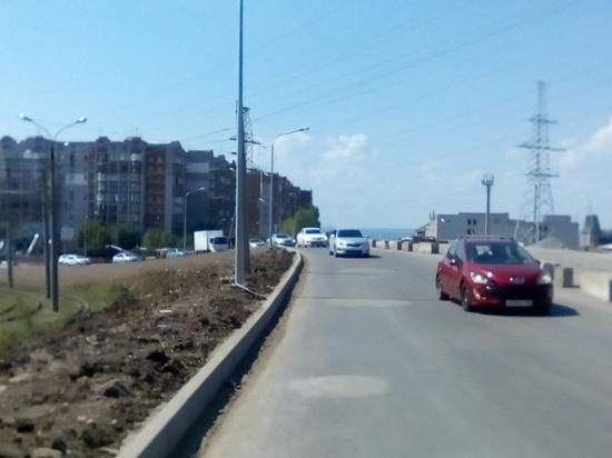 В Самаре планируют продолжить реконструкцию улицы Ташкентской