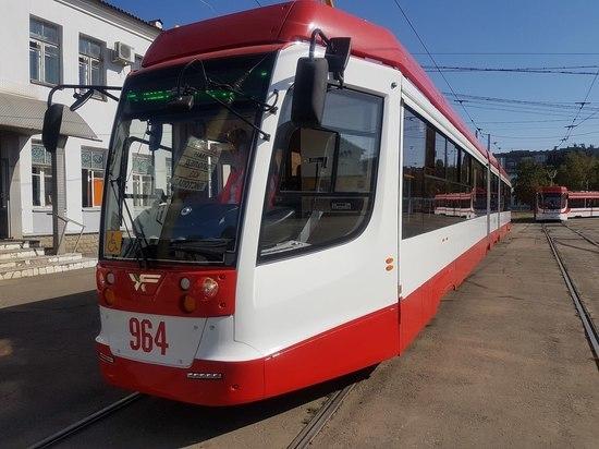 В Самаре часть трамваев маршрута №24 по выходным и праздникам будет ходить до «Металлурга»