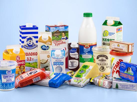 Молочные продукты, которые поставляются для томских детей, опасны