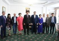 Юбилей культурного центра «Дагестан» в Актау