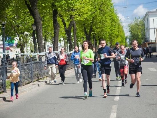 Центр Костромы закроют на шесть часов на «Зеленый марафон»