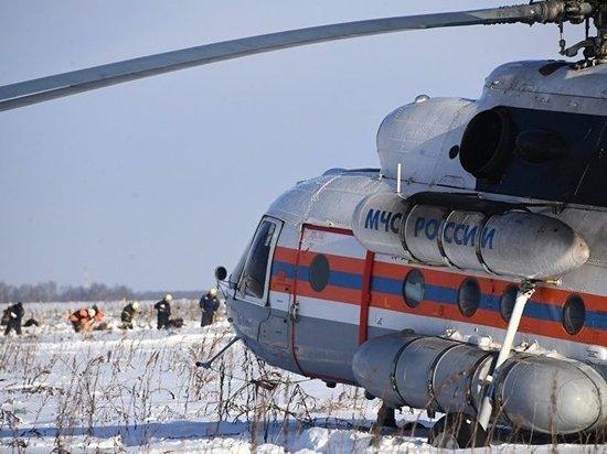 Опознание жертв авиакатастрофы самолета «Саратовских авиалиний» завершат вконце июля