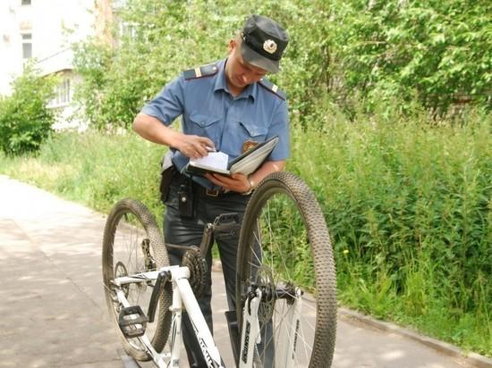 Кировский пенсионер под угрозой ножа отобрал велосипед уподростка