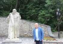 Актёр Александр Балуев признался в любви Железноводску