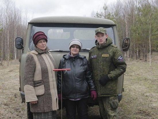 Томские поисковики нашли около села Палочка останки сотен репрессированных